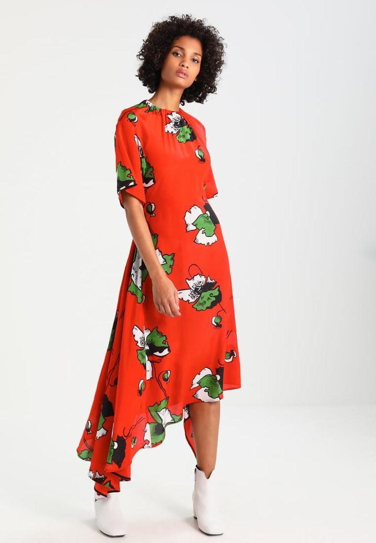 ¡Consigue este tipo de vestido camisero de Topshop BOUTIQUE ahora! Haz clic para ver los detalles. Envíos gratis a toda España. Topshop BOUTIQUE POPPY Vestido camisero red: Topshop BOUTIQUE POPPY Vestido camisero red Ropa   | Material exterior: 100% seda | Ropa ¡Haz tu pedido   y disfruta de gastos de enví-o gratuitos! (vestido camisero, camisero, camisa, shirtwaist, shirt, tshirt, cami dress, shirtdress, hemdkleid, vestido camisero, robe chemisier, vestito camicione, camiseros)