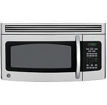 GE® OTR Microwave - Stainless Steel - 1.7 cu. ft.