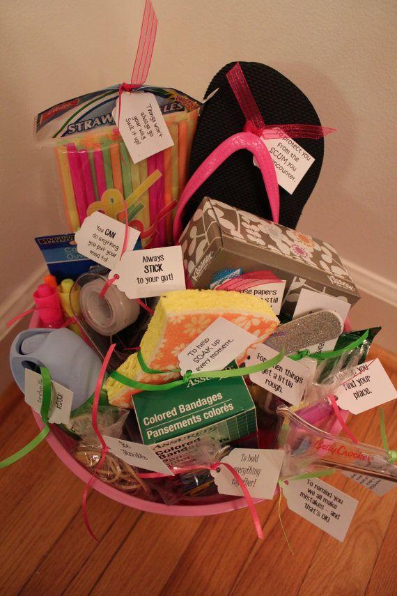 Graduation Gift - College Survival Kit