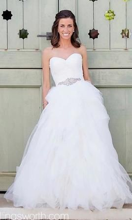Used Alita Graham Wedding Dress 32354367, | Get a designer gown for (much!) less on PreOwnedWeddingDresses.com