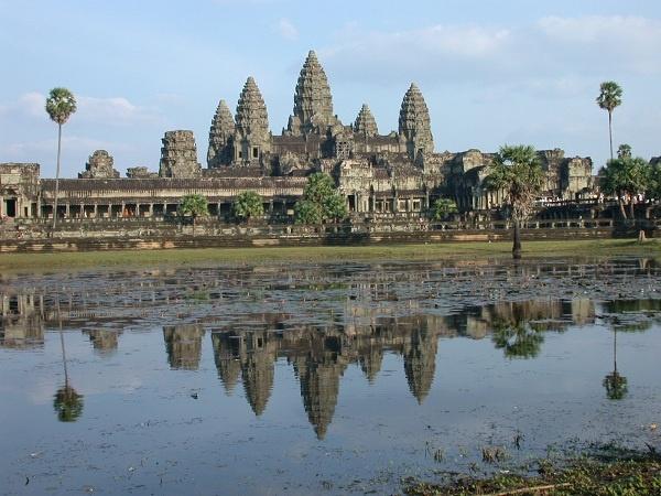In #Cambogia, i magici #templi di #Angkor destano stupore e ammirazione, una delle tappe più ambite del sud-est asiatico.
