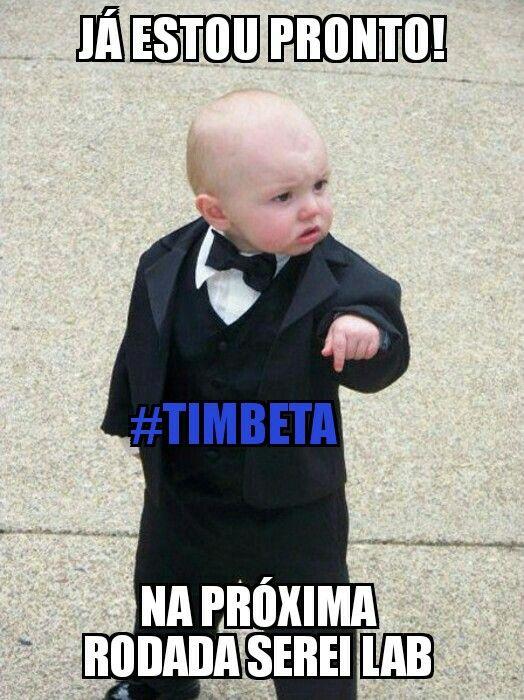 #TimBeta #Repin #BetaAjudaBeta #OperacaoBetaLab