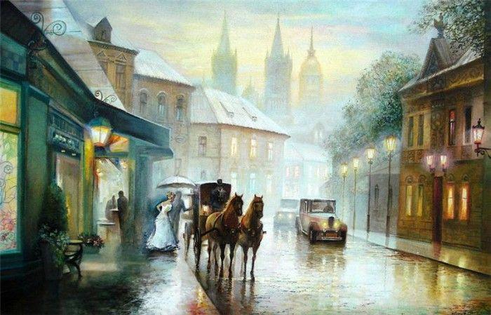 картины художника Светлана Ясенева-08
