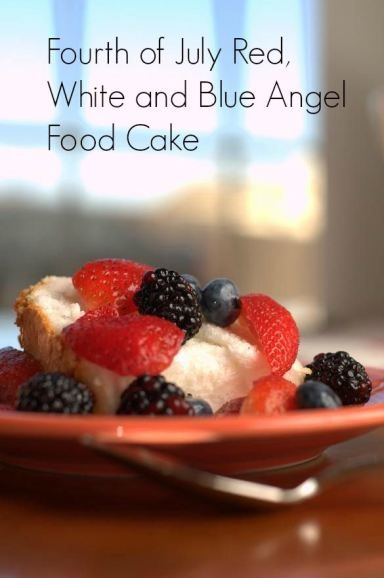 low cal fourth of july desserts