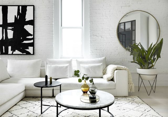 Apartment Decorating Mistakes — Art Hung too High