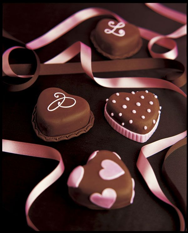 Valentine's Day Chocolate....YUM!
