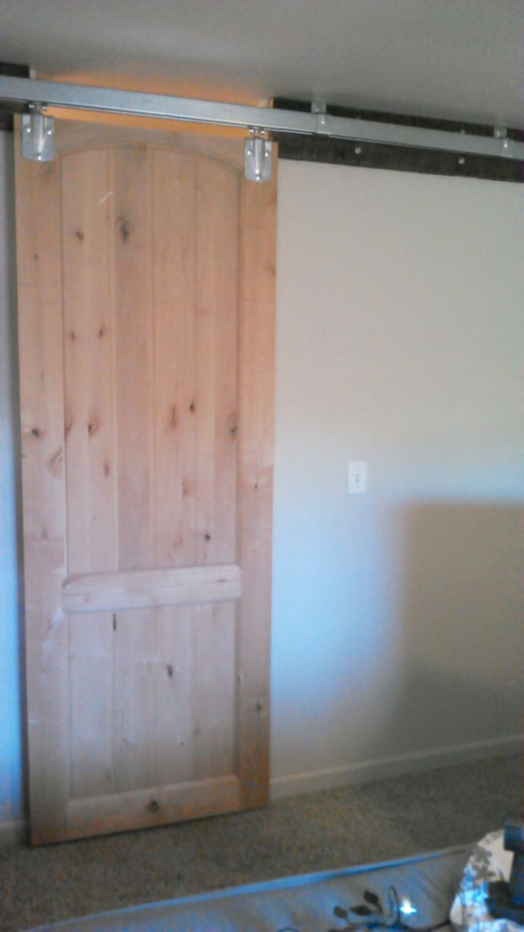 Top 25 Ideas About My Diy Sliding Barn Door On Pinterest