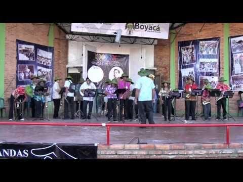 BANDAS FIESTERAS 2013 PAIPA BOYACA