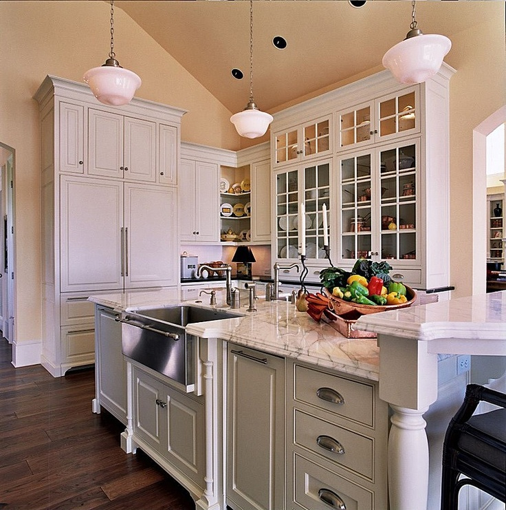 Best 31 Best My New Log Home Kitchen Images On Pinterest 400 x 300