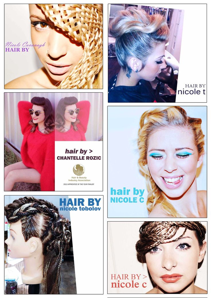 CONGRATULATIONS to our five HOA students (Chantelle, Nicole T, Nicole C, Shannon & Ellie) who are all finalists in tonight's 2013 HBIA Apprentice of the Year awards! Good luck girls, we are so proud of you :) #headingoutacademy #hohb #education #hair #Melbourne #apprentice #HBIA #awards #students #Fitzroy