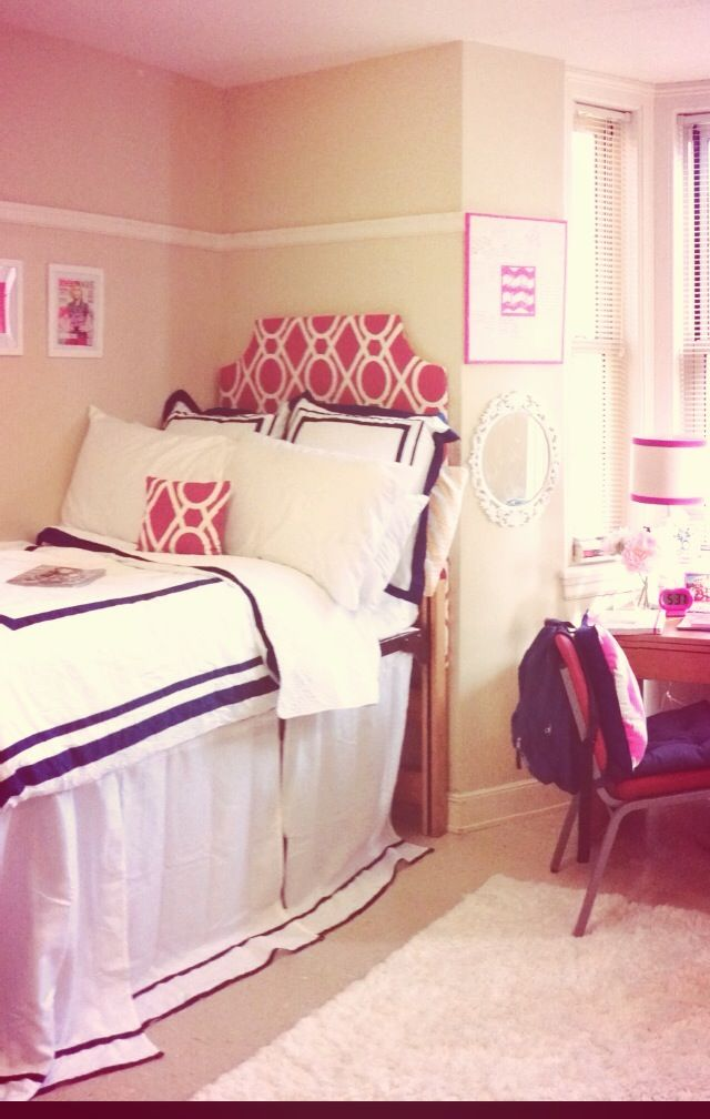 Decorating Ideas > Preppy Dorm Room  College  Pinterest  Cute Dorm Rooms  ~ 104706_Dorm Room Ideas Preppy