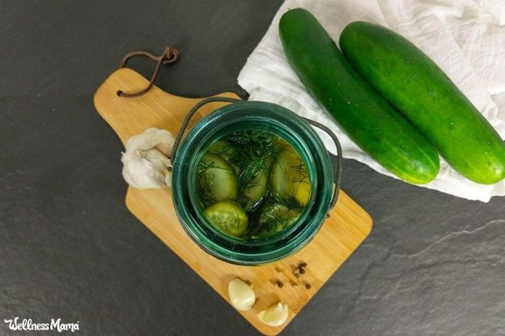 How to pickle cucumbers easy traditional methods