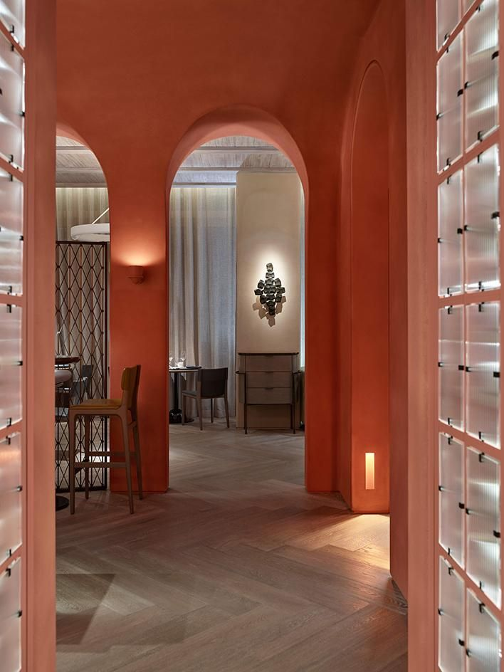 Arbor Hong Kong China Toronto Interior Design Yabu Restaurant Design