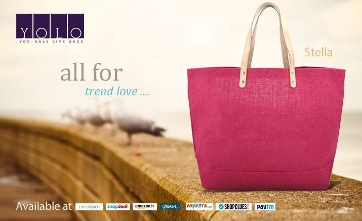 New Arrival Alert for all the BAG Lovers! Be the first one to check out -->> http://www.flipkart.com/yolo-stella1fuschiajute-small-travel-bag-extra-large/p/itmefgugbfkugw3n?pid=STBEFGUGGTU35WH7