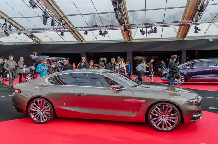 2013 BMW Gran Lusso Coupe Pininfarina concept | Flickr - Photo Sharing!