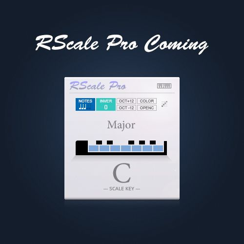 RScale Pro | Entry | Reaktor User Library