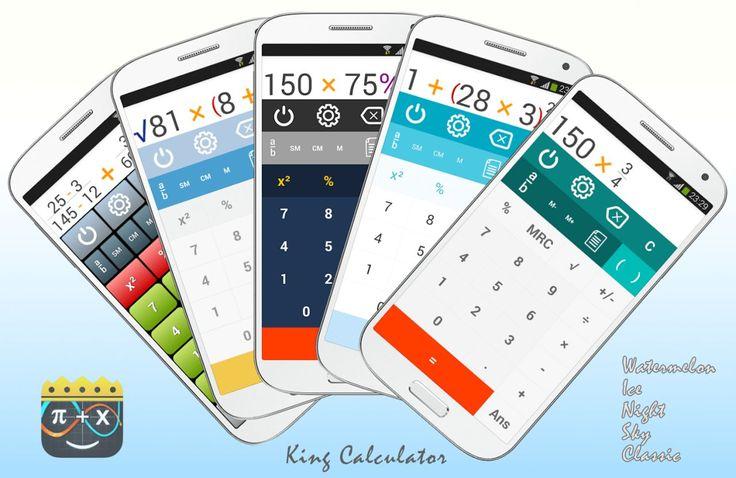 King Calculator Premium 1.3.1  Martes 22 de Diciembre 2015.Por: Yomar Gonzalez | AndroidfastApk  King Calculator Premium 1.3.1 Requisitos: 2.3  Descripción: La mejor calculadora para Android. Fácil de usar intuitivo y funcional es la única calculadora que realmente permite trabajar con fracciones. Con 5 hermosos temas para que usted pueda elegir y tres diseños de pantalla para adaptarse mejor a sus necesidades. Rey de la calculadora está diseñada para ser útil a cualquier persona desde niños…