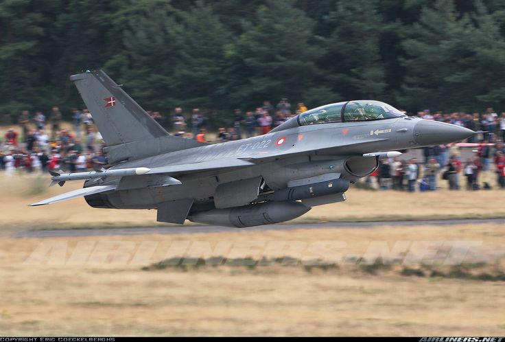 General Dynamics (Fokker) F-16BM Fighting Falcon (401) - Denmark - Air Force | Aviation Photo #0976791 | Airliners.net