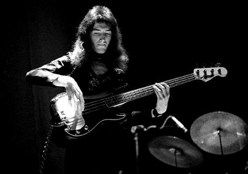 John Deacon 1974