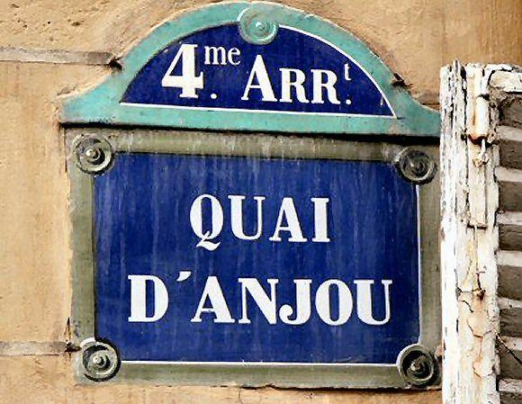 Epingle Sur Paris 4e Arr Plaques De Rues