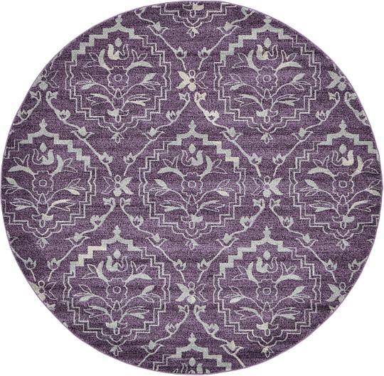 purple damask rug for - photo #18