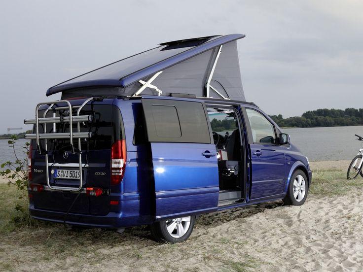 Mercedes-Benz Viano Marco Polo (W639) '2010–14