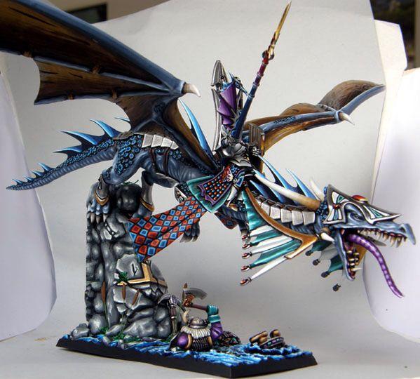 fantasy dragons warhammer high - photo #1