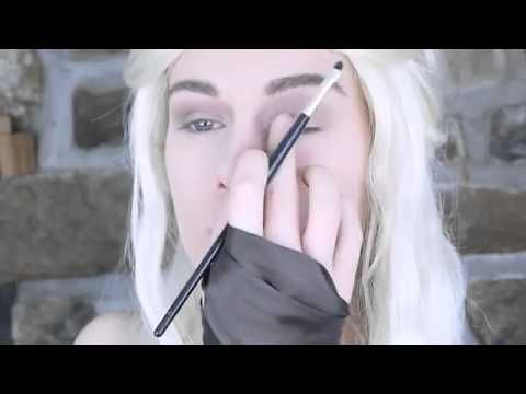 8 best halloween inspirations 2012 khaleesi images on for Daenerys targaryen costume tutorial