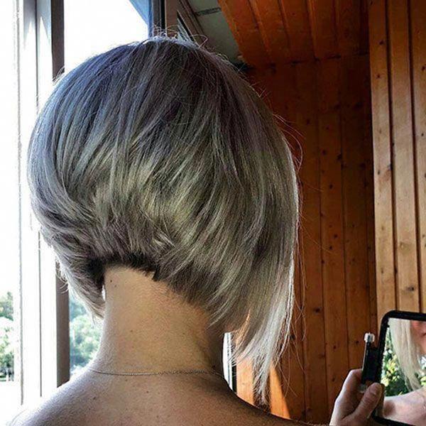 30 Best Short Hair Back View Images Short Hairstyles 2018 2019 Most Popular Short Hairstyles Short Hair Back View Short Hair Back Choppy Bob Hairstyles