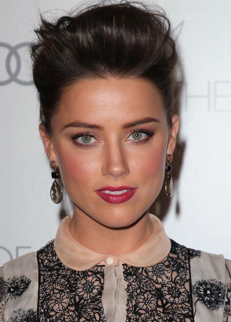 "Amber Heard Photo - The Art Of Elysium's 6th Annual Black-tie Gala ""Heaven"" - Arrivals"