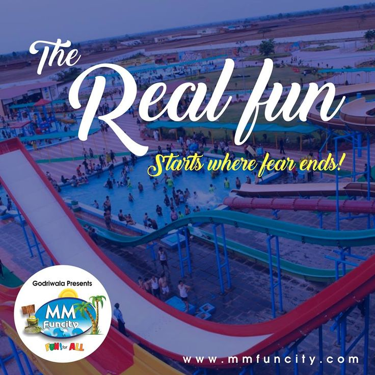 The real fun starts where fear ends! Get ready to board on an adventurous ride only at MM FUN CITY. For More: https://goo.gl/Su9dWZ #MMFUNCITY #Chhattisgarh #Raipur