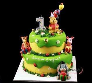 Торт тигруля и винни