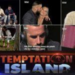 TEMPTATION ISLAND: ROBERTO SEDOTTO E ABBANDONATO (DALLA TENTATRICE), VALERIA FURIOSA - BOLLICINE VIP