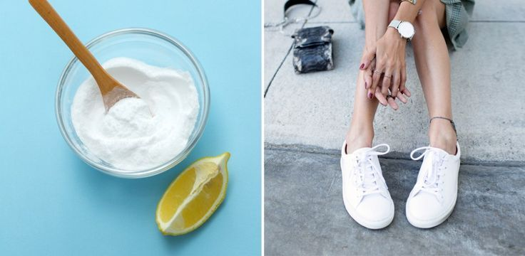 Weiße Turnschuhe reinigen: Mit diesen 4 genialen Tricks sehen eure Sneaker wied…