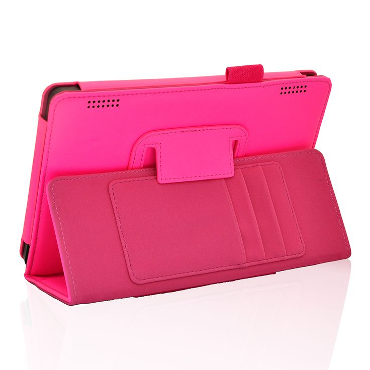 Fire HD 7 (2014 Edition) Case,Lightthebo Classic Slim Fit Folio Leather Case for Amazon Kindle Fire HD 7 Inch 2014 Tablet (With Auto Wake/Sleep Feature) (Hot pink) $17.99 http://www.amazon.com/gp/product/B00SMJF96Q/ref=olp_product_details?ie=UTF8&me=