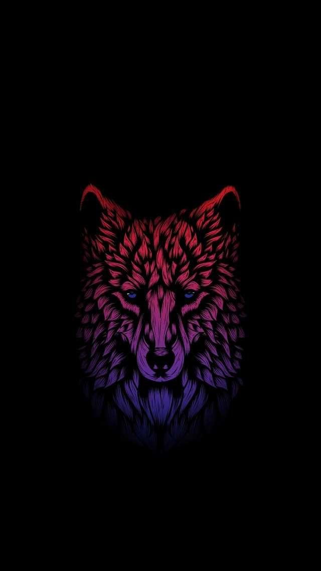 Wolf Wallpaper Wolf Post Wolf Wallpaper Android Wallpaper Dark Wallpaper