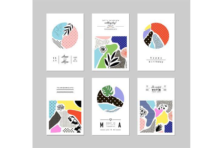 Collage it! by Lera Efremova on @creativemarket