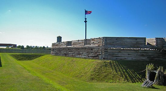 Haunted Dwelling — Fort Stanwix - New York