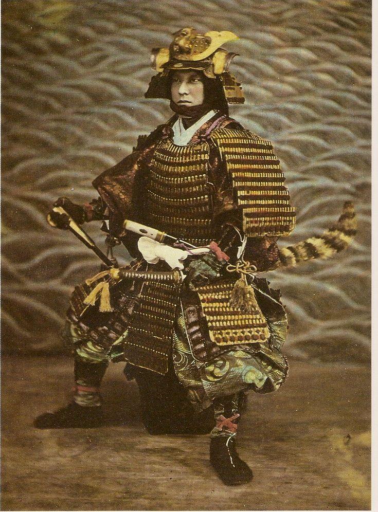 Samurai, Meji Period - Glen.H