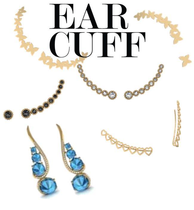 ear cuff-joias-brincos-joalheria-joias de ouro-acessórios femininos-moda