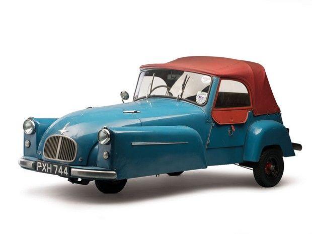 1953 Bond Minicar Mk C. @Deidra Brocké Wallace