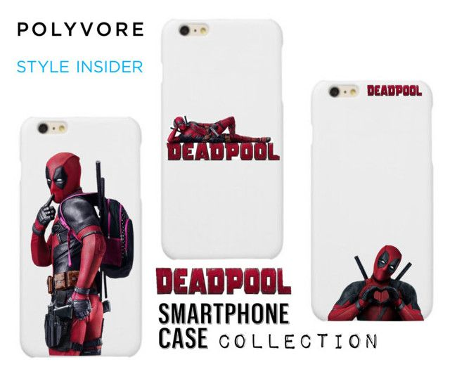 """""""Call Me Deadpool"""" by missashmae ❤ liked on Polyvore featuring art, contestentry and PVStyleInsiderContest"""