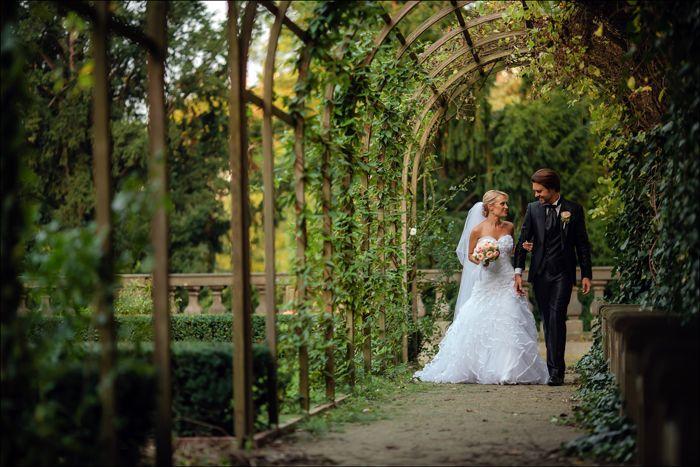 Ledeburska Garden | Royal Wedding | Destination weddings in the Czech Republic