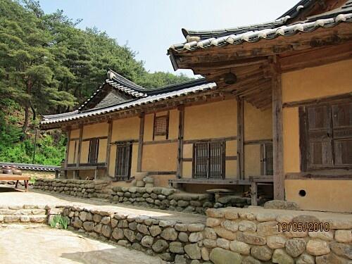 Hanok (Korean traditional house), South Korea