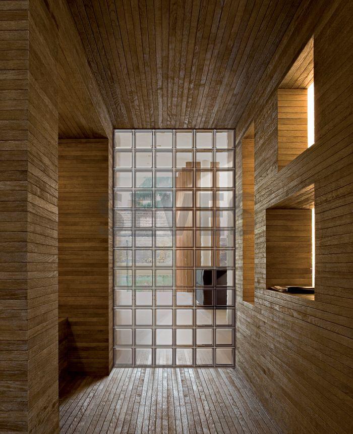 Best 25+ Glass blocks wall ideas on Pinterest   Glass block shower ...