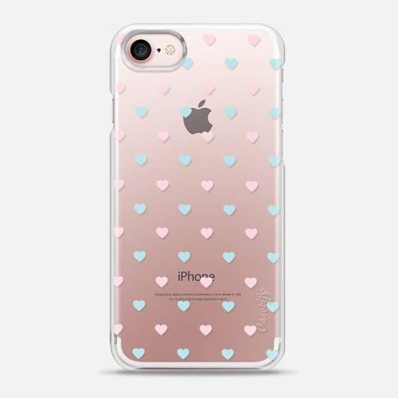 Pastel Sweet Heart by imushstore - Snap Case