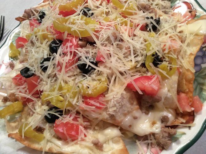 How To Make Italian Nachos--Just Like Johnny Carino's! - Blogs - Big Country 92.5, KTWB - Sioux Falls, South Dakota
