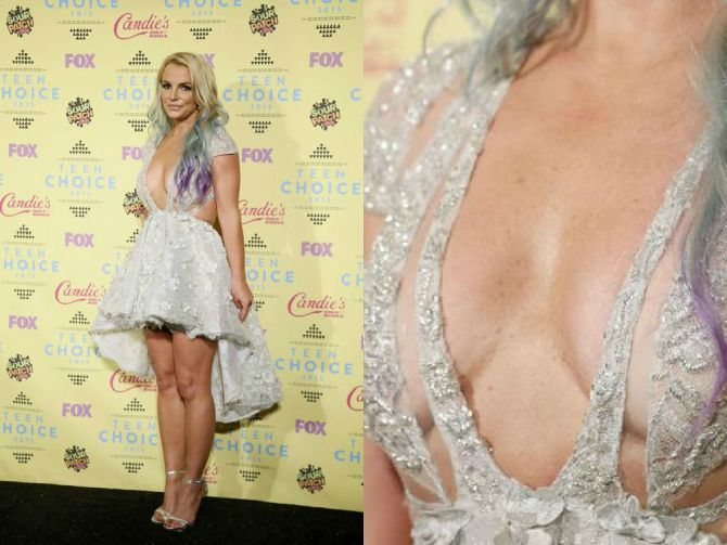 Teen Choice Awards 2015: Hviezdami Rita Ora a trapas Britney Spears   Diva.sk