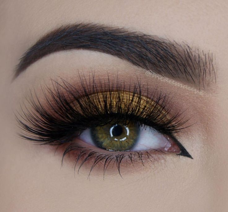 Not a fan of yellow makeup on me too much, but this look is definitely a go to if I am ever in the mood!