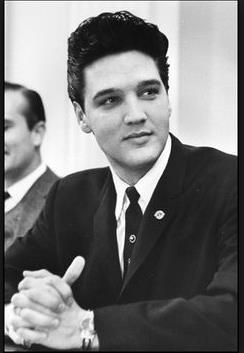 Elvis Presley Day, Nashville, TN....March 6, 1961